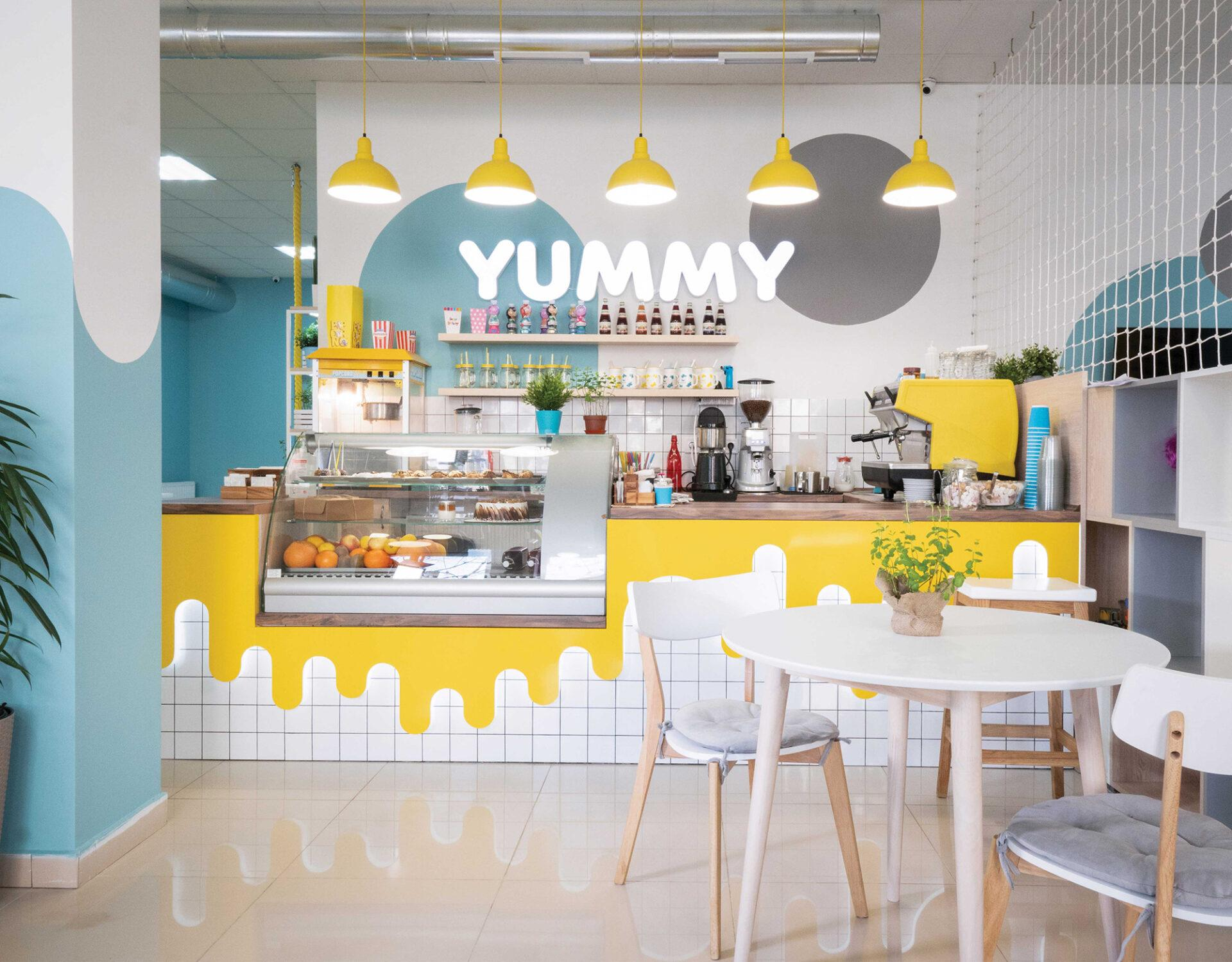 Kids Restaurant «YUMMY»