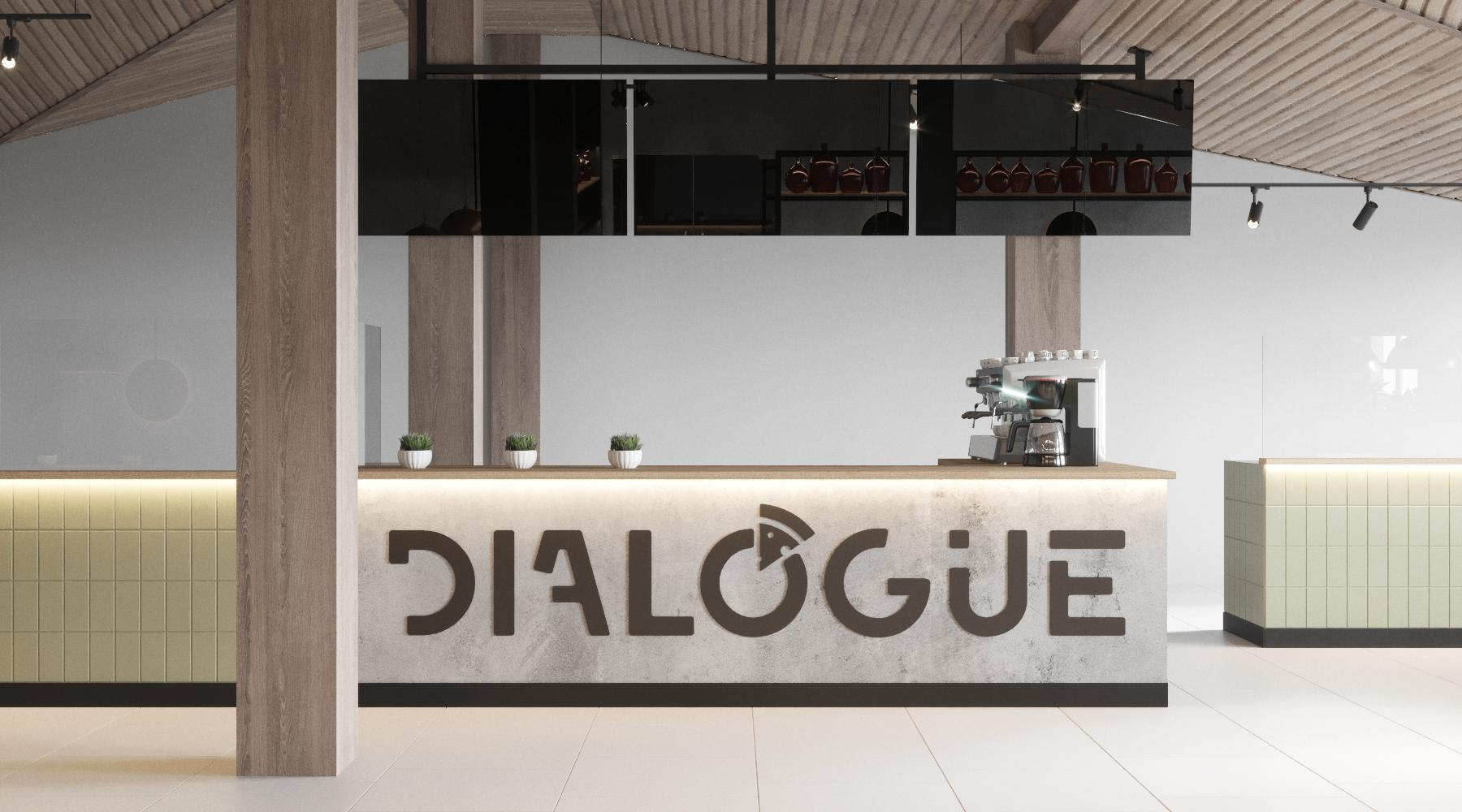 Restaurant «Dialogue» Pizza+Sushi