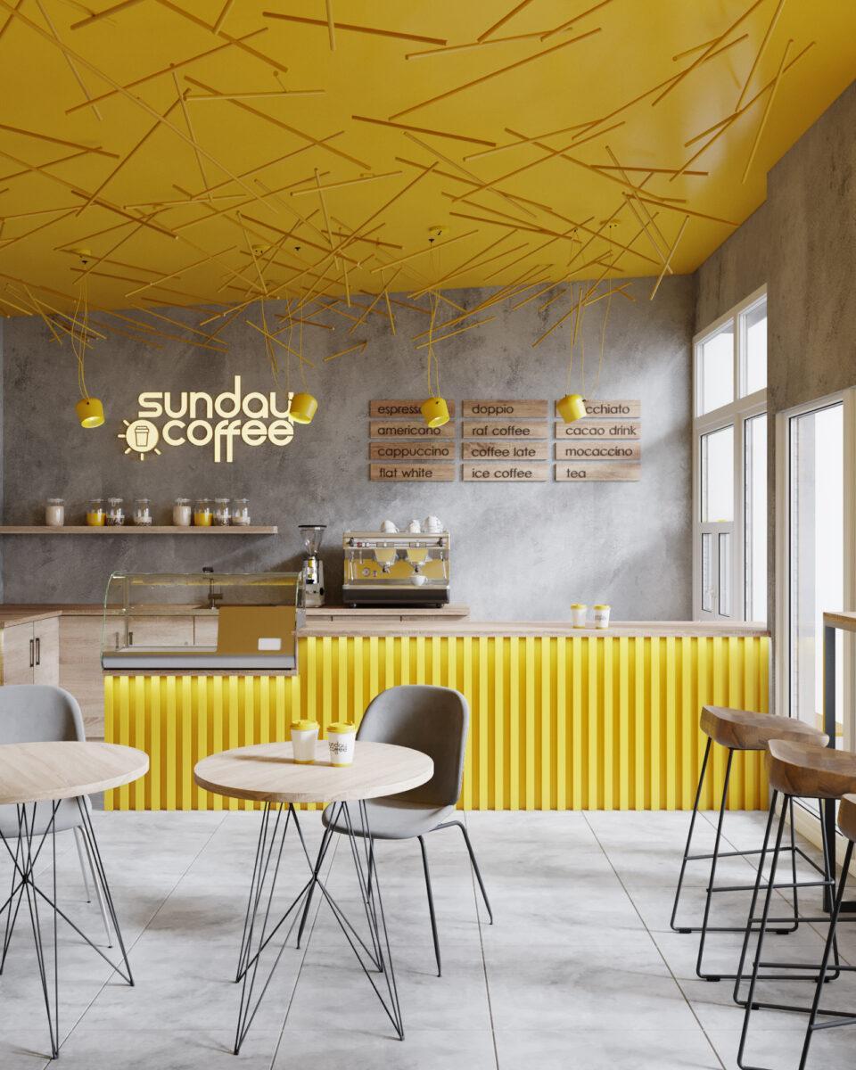 Coffee Shop «Sunday Coffee»