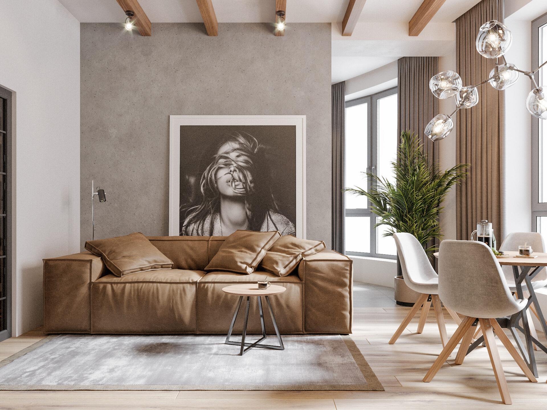 Apartment «Minimal Loft»