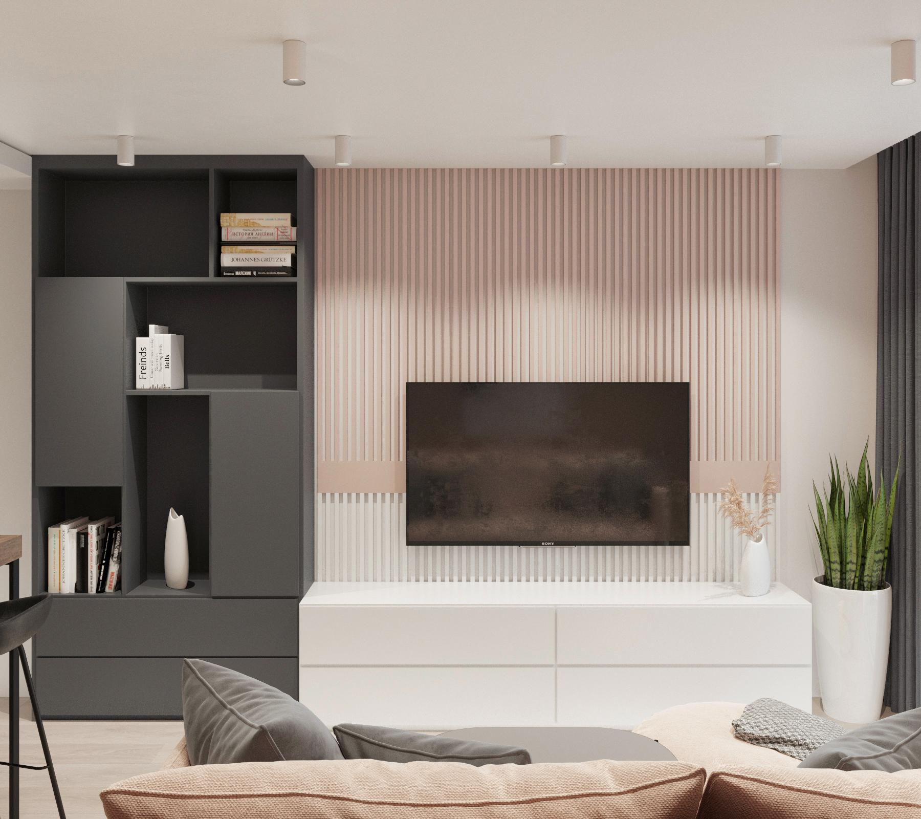 Апартаменти  «Modern Peach»