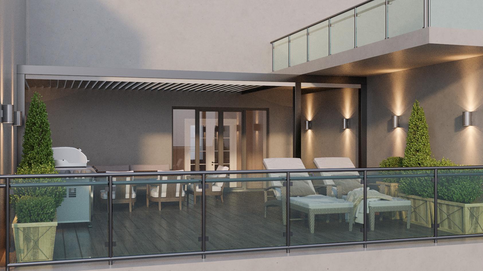 Penthouse «Modern Classic»