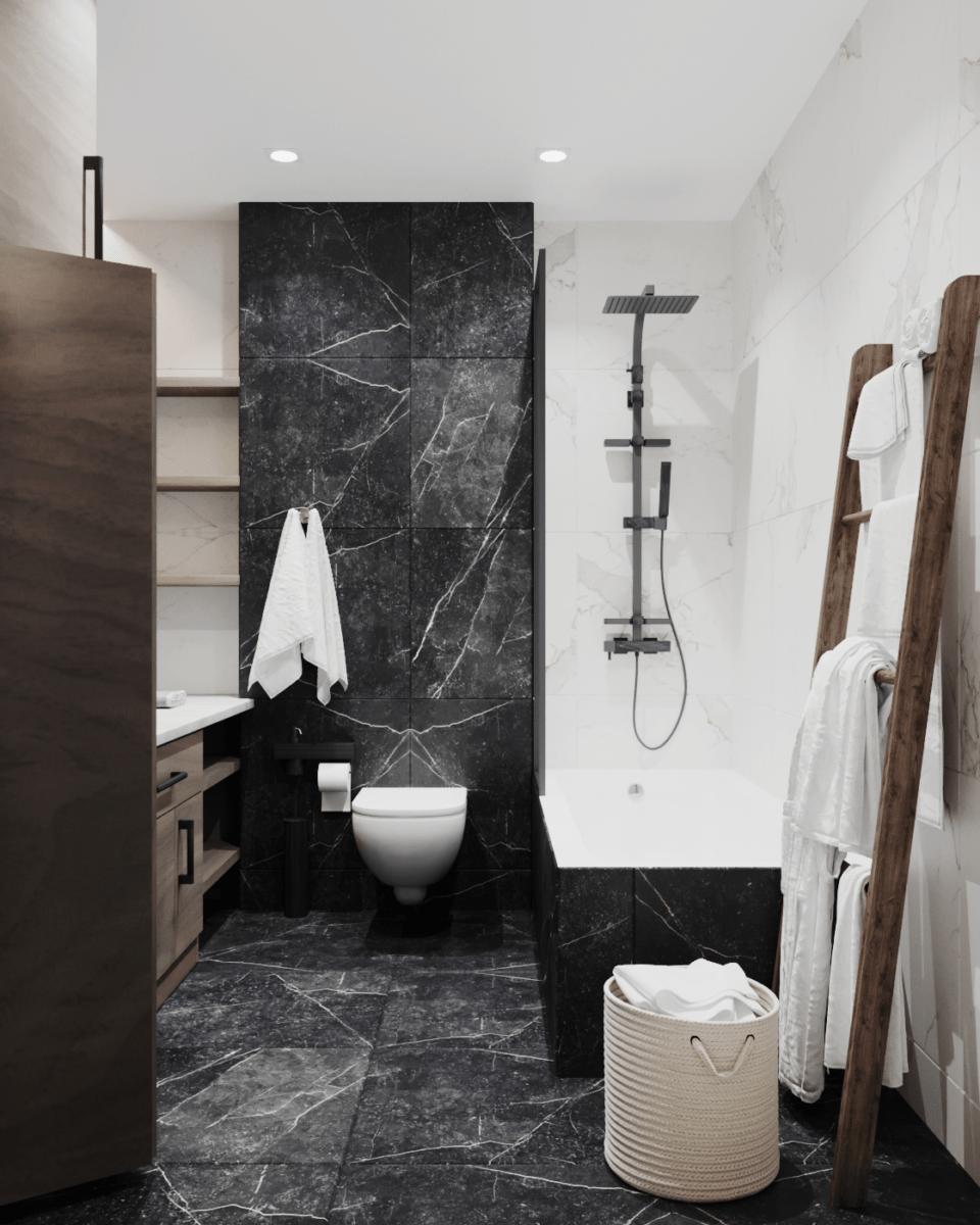 Апартаменты «Modern Minimal»